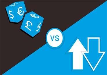 Почему бинарные опционы лучше по сравнению с Форекс?