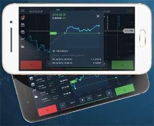 """Торговля Бинарными опционами на """"андроиде"""". Бинарные опционы со смартфона."""
