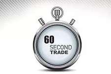 Ведение торгового процесса минутными бинарными опционами.