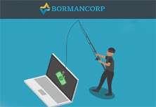 Bormancorp - это развод? наши комментарии и обзор лже-брокера.