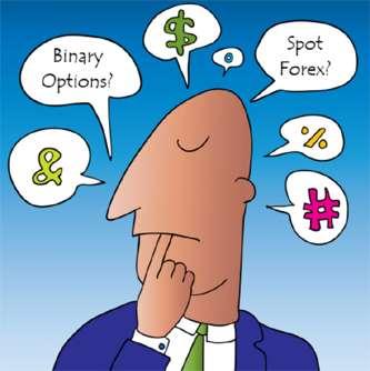 Торговля на рынке Форексилиторговля бинарнымиопционами–чтолучше? Как выбрать?
