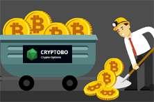 Зарубежный проект «Cryptobo-Crypto Options». Очередной развод и лохотрон в бинарных опционах.