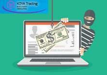 Обзор лохотрона Koya trading. Трейдеры бинарных опционов и Форекс - будьте осторожны это развод!