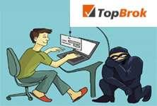 Отзывы о TopBrok. Очередной лохотрон на бинарных опционах?
