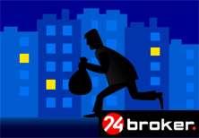 Отзыв о 24broker Net. Очередной развод на бинарных опционах!