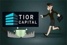 Tior Capital - очередной брокер - мошенник и развод! Остерегаемся!