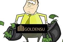 Обзор Goldensu. Наше мнение - очередной развод и лохотрон.
