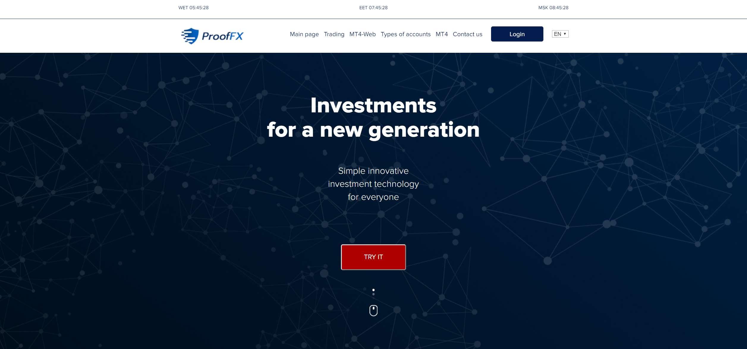 Отзыв о псевдоброкере ProofFX – подумаем, стоит ли инвестировать?