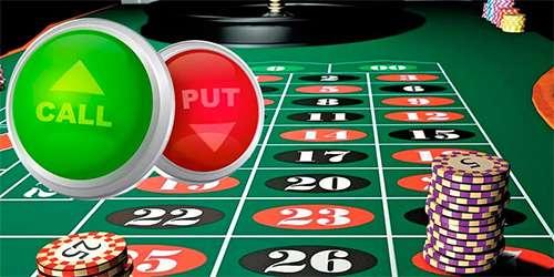 Выгодные отличия бинарных опционов от игры в казино и ставках на спорт.