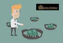 ГОТОВАЯ Обзор и отзывы на лжеброкера Goldensu - лохотрон - наше мнение.