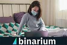 Почему важно сидеть дома и возможности заработка с торговой платформой Бинариум.