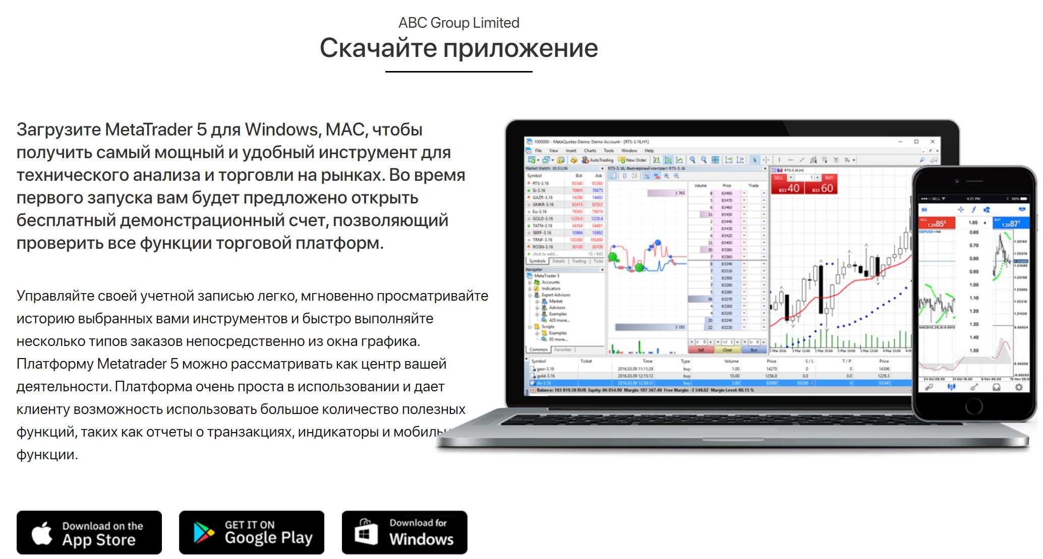 Обзор ABCfx.pro