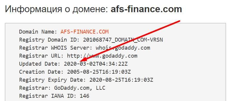 Обзор AFS Finance. Реальные отзывы и обзор проекта. Опасно!