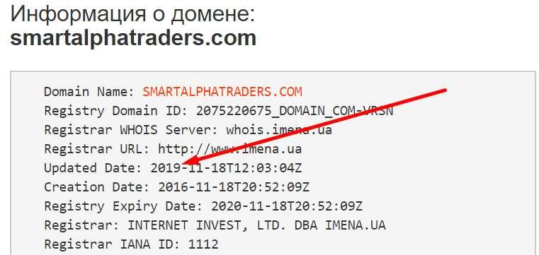 Псевдоброкер Smart Alpha Traders – отзывы.