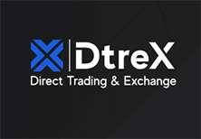 Официальный сайт брокера DtreX. Описание проекта.
