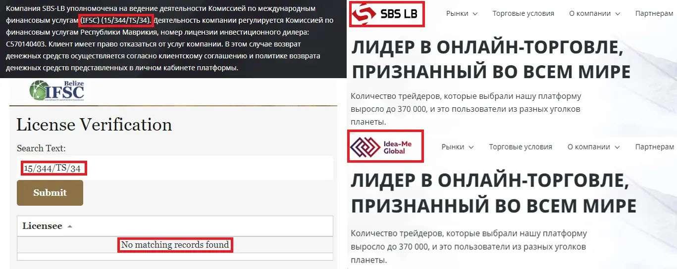 SBS LB - новые мошенники на просторах финансовых бирж? Выводим на чистую воду!
