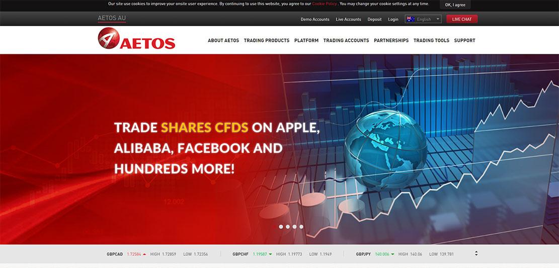 AETOS – очередной брокер-жулик, обворовывающий доверчивых трейдеров?