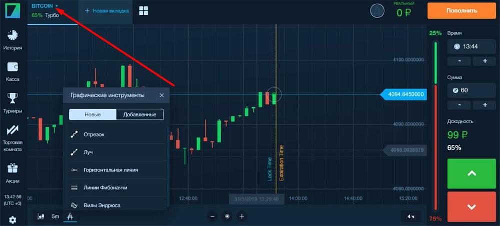 Чем можно торговать с Binarium кроме обычных валютных пар?