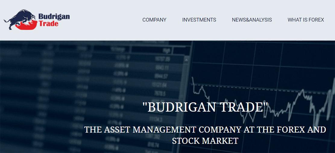 Будриган Трейд — отзывы о конторе. Можно ли доверять или слив депозита?