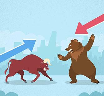 Кто такие быки и медведи и так же лоси и лемминги в трейдинговой терминологии - советы от Бинариум.