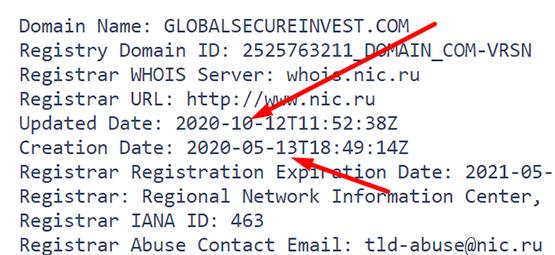 Обзор опасного брокера в сети интернет Global Secure Invest? Отзывы.
