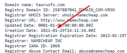 TauruzFx — информация о переродившейся конторе-лохотроне. Отзывы.