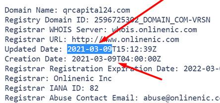 Обзор опасного проекта в сети интернет QRCapital24. Лохотрон? Отзывы.