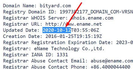Bityard – обзор на скам-брокера? Можно ли сотрудничать? Отзывы.