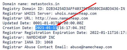 Обзор лживого брокера в сети интернет MetaStocks. Отзывы на опасный проект.