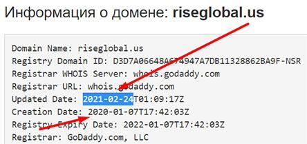 Компания RiseGlobal - опасный посредник или можно сотрудничать? Отзывы.