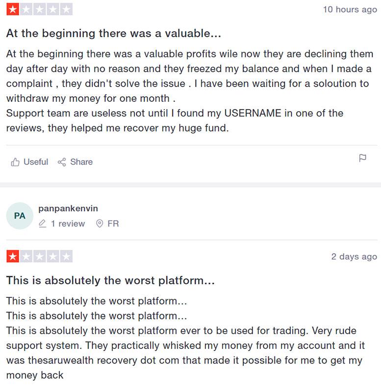 """Брокер 365CapitalsMarkets. Обзор мошенника из за """"бугра"""". Отзывы."""